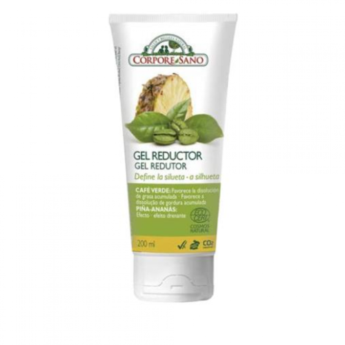 Gel Reductor Café Verde Eco CORPORE SANO 200ml