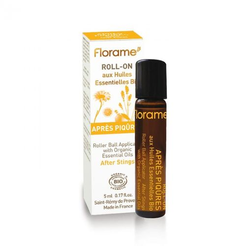 Roll-on Post Picadura con Aceites Esenciales Bio FLORAME 5ml