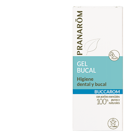 Buccarom Gel Bucal PRANARÔM 15ml