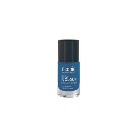 Esmalte de Uñas Shiny Blue NEOBIO 8ml