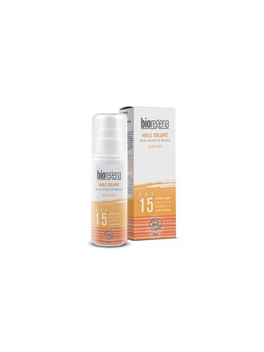 Aceite Solar Spray SPF15 Bio BIOREGENA 90ml