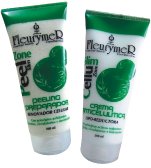 Cellu Slim Bel Crema Anticelulítica FLEURYMER 250ml