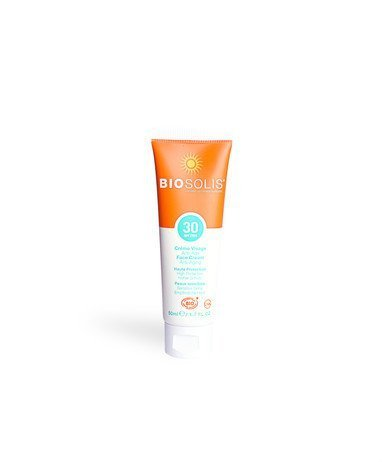Crema Solar Facial SPF30 BIOSOLIS 50ml