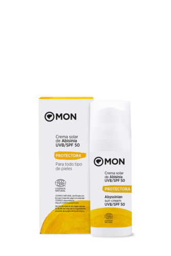 Crema Solar SPF50 MON DECONATUR 50ml