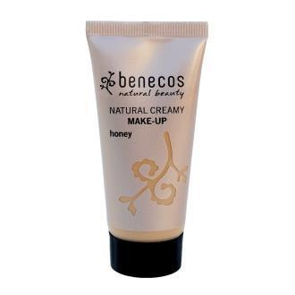 Base de Maquillaje en Crema Honey BENECOS 30ml
