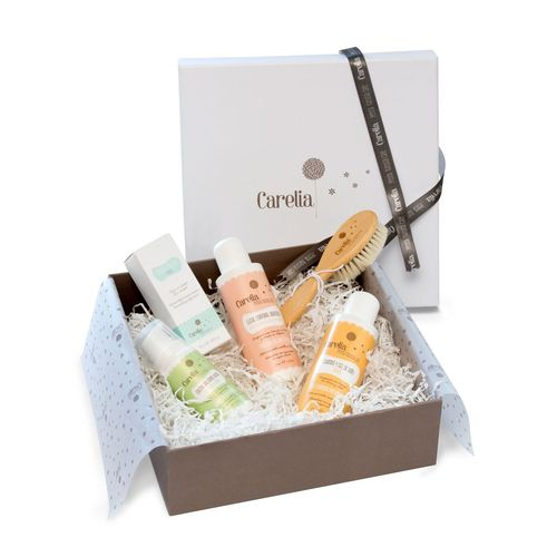 Pack Regalo Baby CARELIA (5 productos)